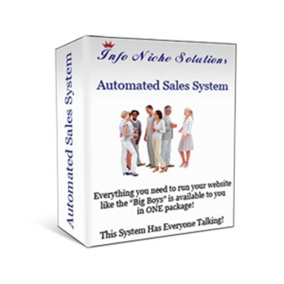 Product picture Automated Sales System
