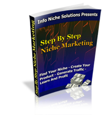 Product picture Step by Step Niche Marketing