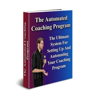 Product picture The Automated Coaching Program