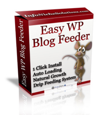 Product picture Easy WP Blog Feeder